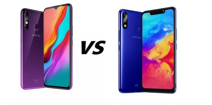 Infinix Hot 8 Vs Infinix Hot 7 Specs and Price Comparison