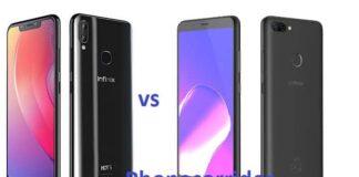 Infinix Hot S3X Vs Hot 6 Pro