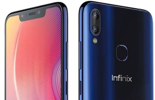 Infinix Hot S3X camera