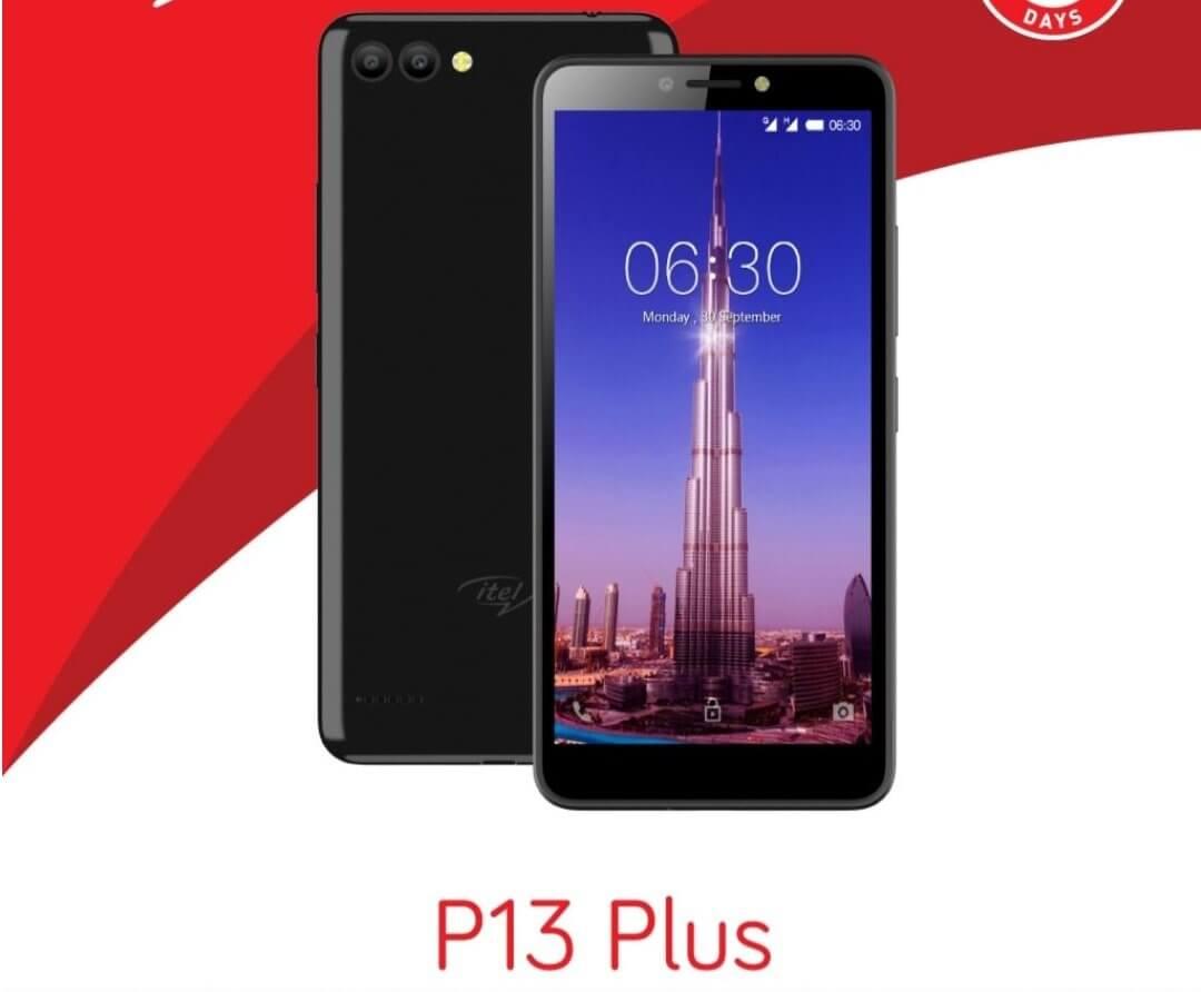 Itel P13 Plus