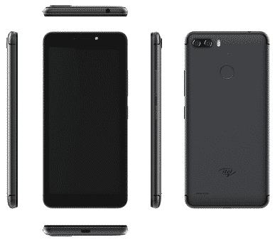 Itel P32-phone