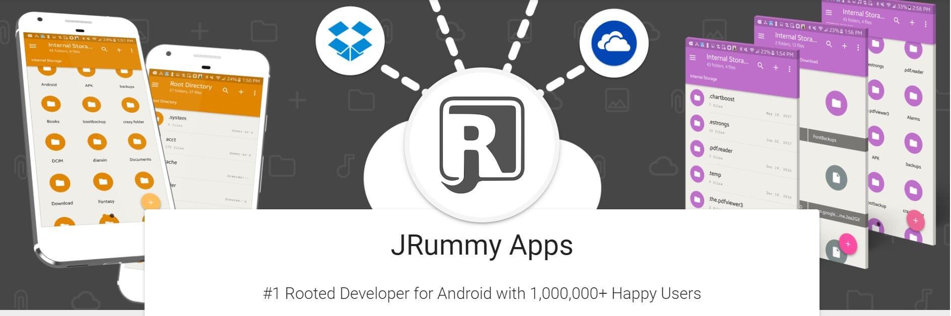 JRummy Apps
