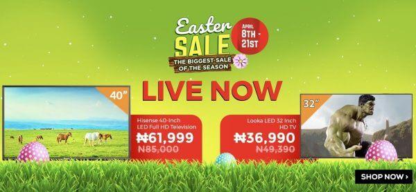 Jumia Easter Promo 2019 image
