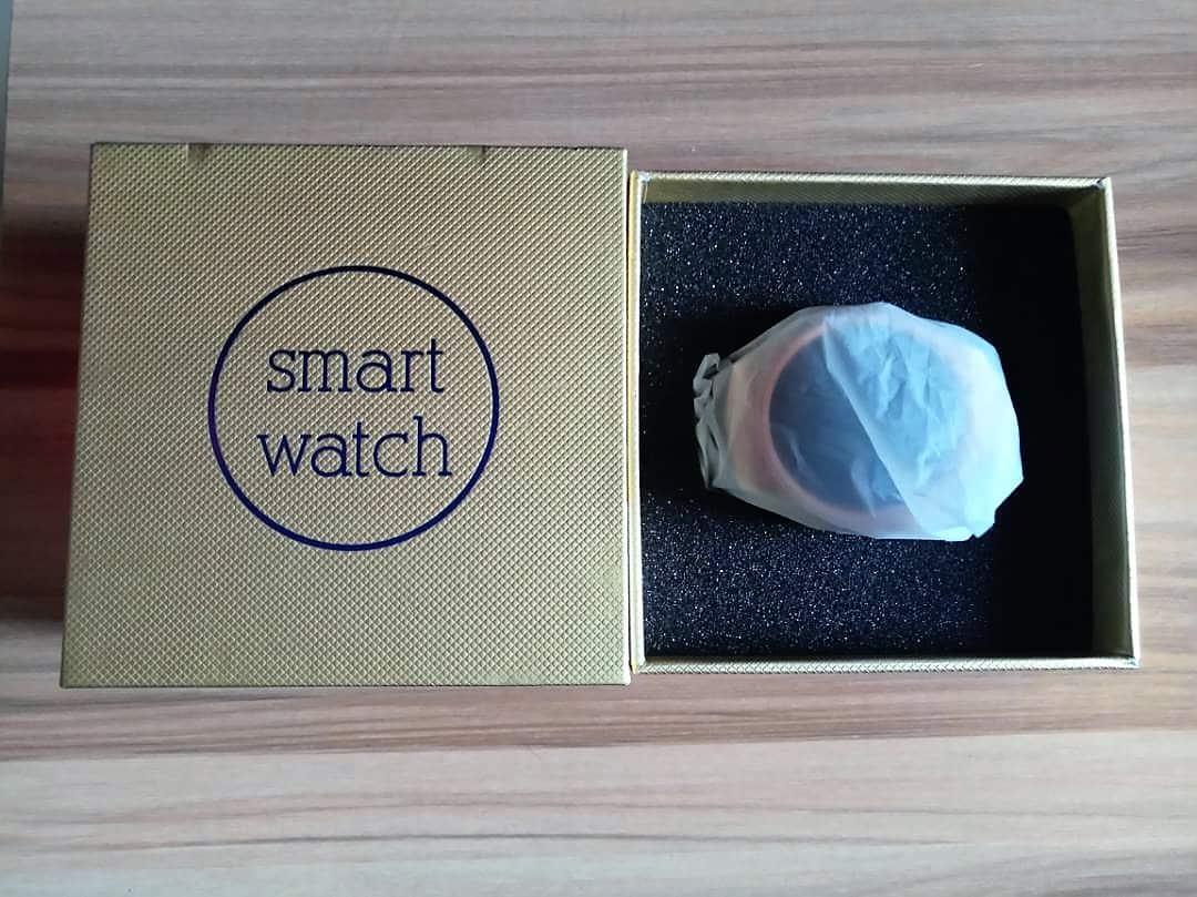 KingWearKW18 Smartwatch 2