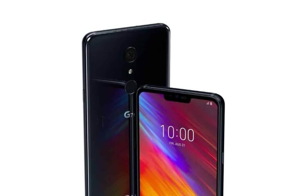 LG G7 One image