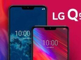 LG Q9 One image