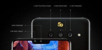 LG V50 ThinQ 5G image