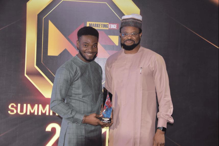 Marketing Edge Award