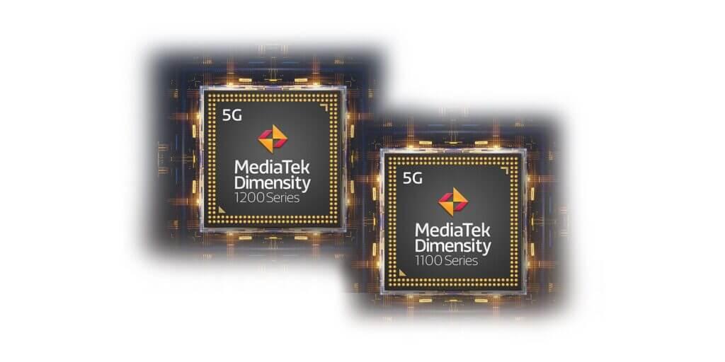 MediaTek Dimensity 1100 and 1200