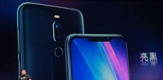 Meizu X8 feature