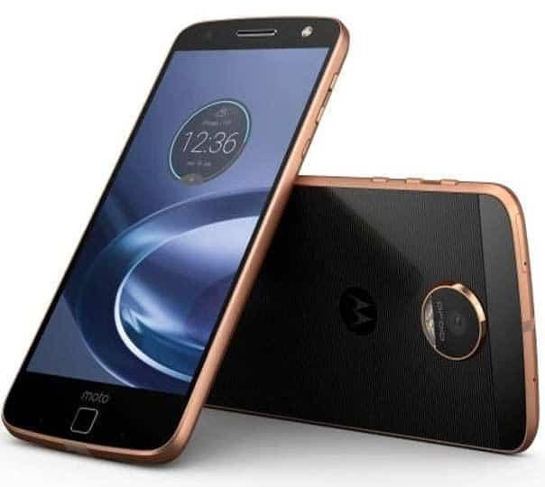 Motorola Moto Z3 Play specs