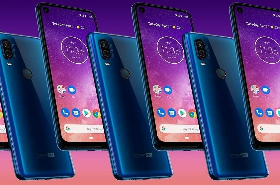 Motorola One Vision image