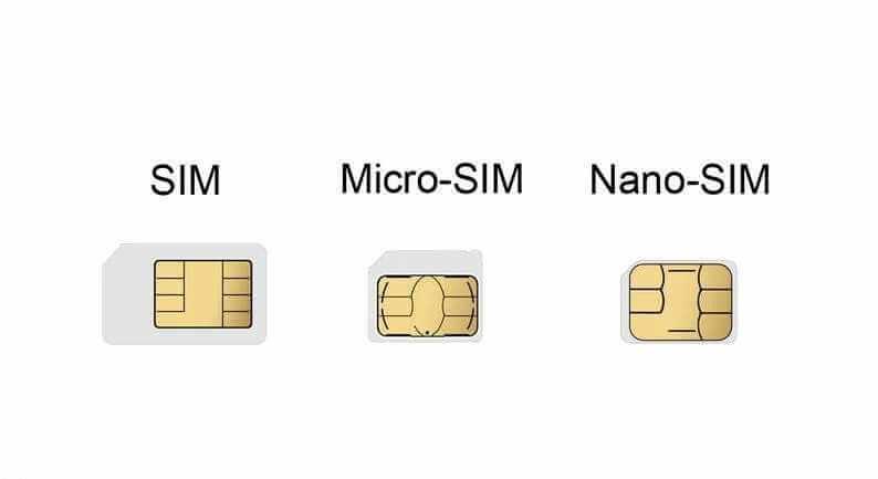 Nano SIM vs Micro-SIM