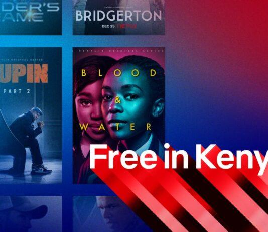 Netflix in Kenya