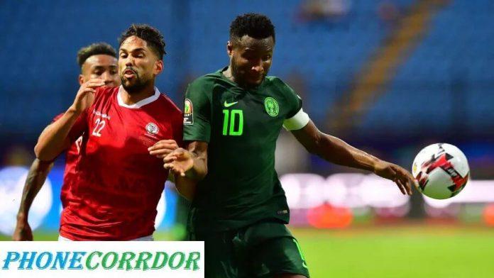 Nigeria Vs Tunisia Afcons Live stream, Nigeria Vs Tunisia Afcons live match on DStv and GOtv, how to watch Nigeria Vs Tunisia Afcons match in the UK, US, Canada, South- Africa and Nigeria