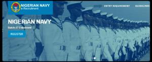 Nigerian Navy Recruitment 2018 exercise