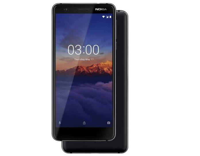 Nokia 3.1 image