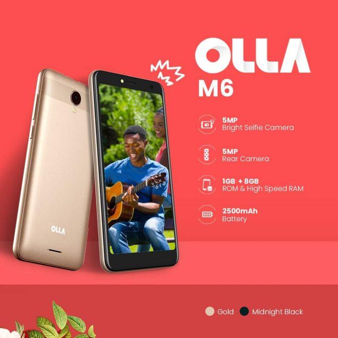 OLLA M6