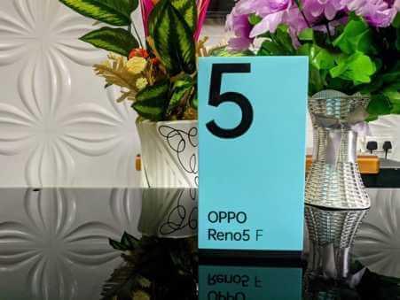 OPPO Reno5 F Review