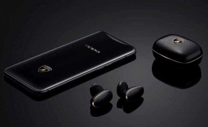 Oppo O-Free Wireless headset