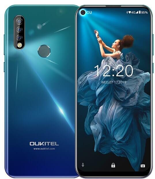 Oukitel C17 Pro price