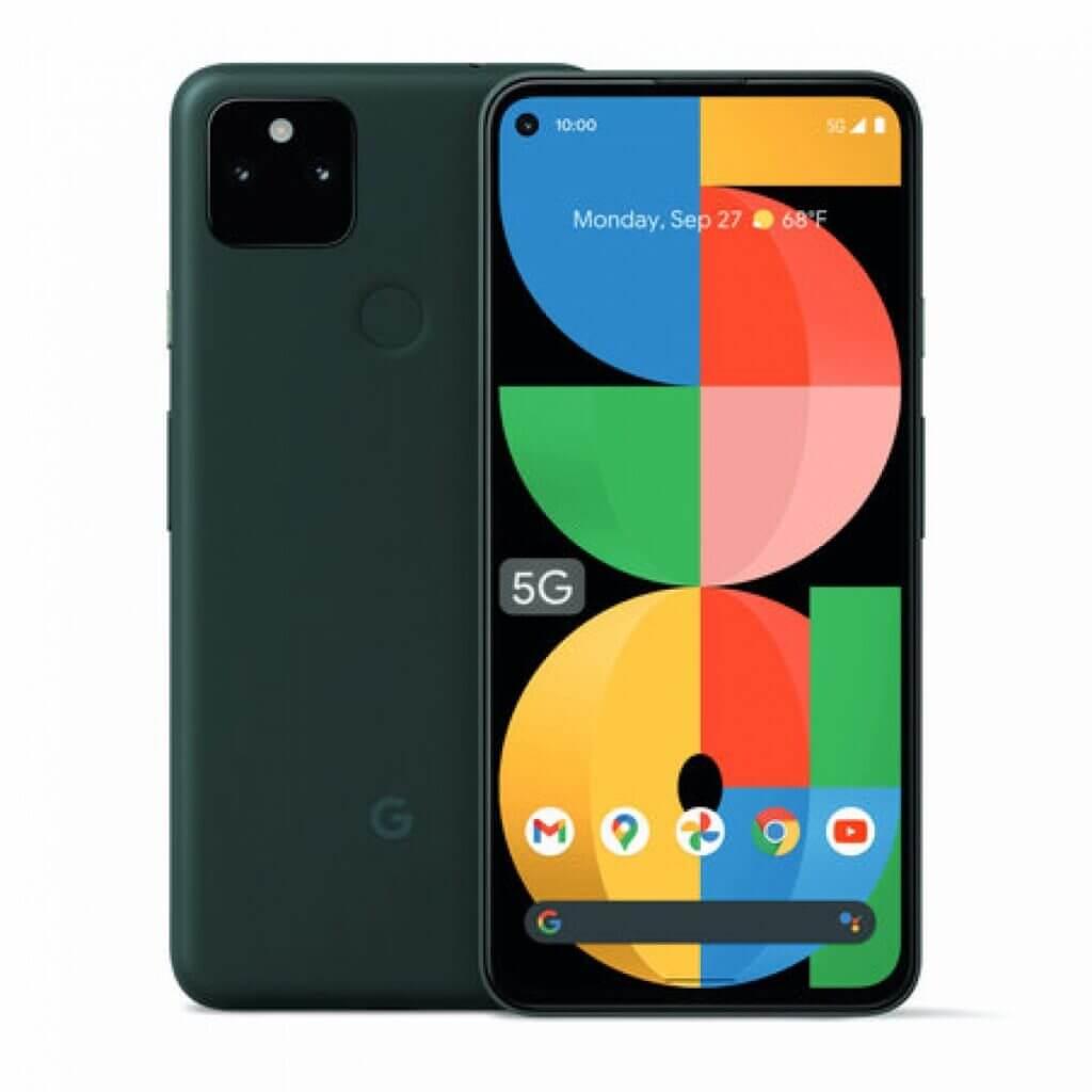 Pixel 5a 5G image