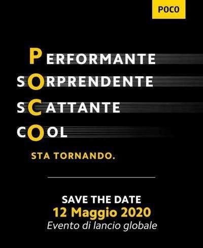Poco F2 Pro invite