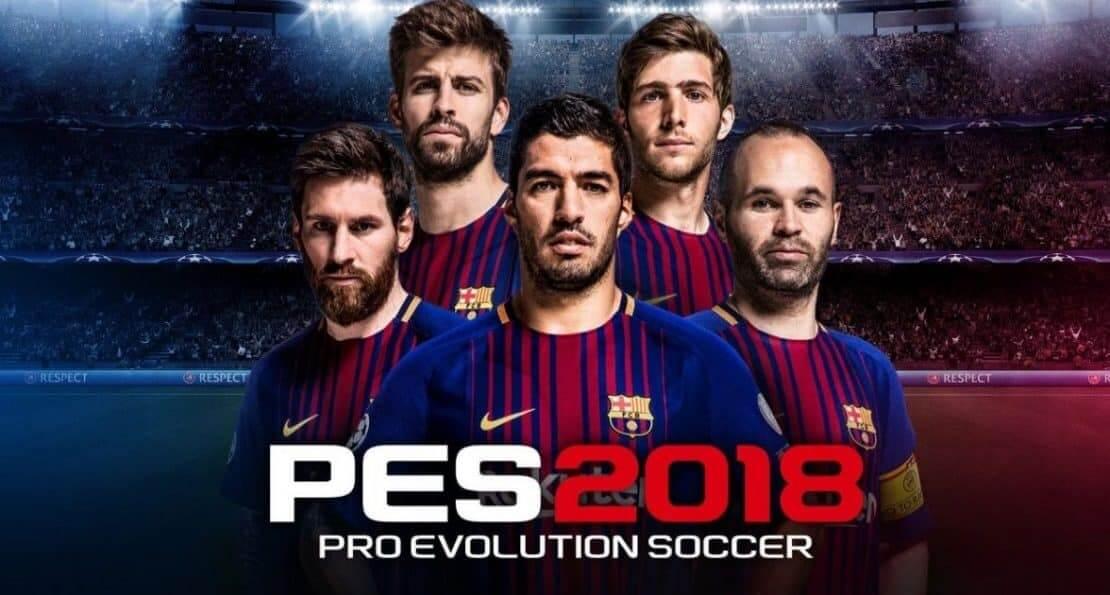 Pro Evolution Soccer 2018 (PES 18)