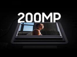 Samsung 200MP ISOCELL HP1 image sensor