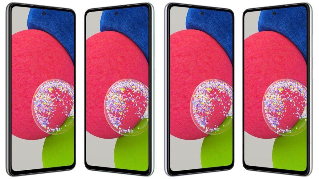 Samsung Galaxy A52s 5G Img