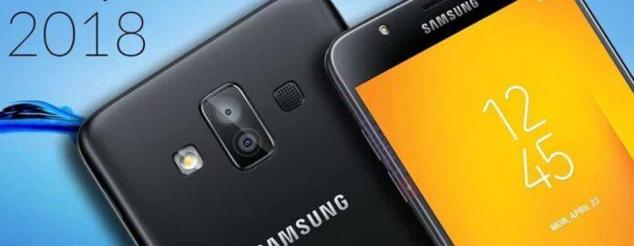 Samsung Galaxy J7 Duo display