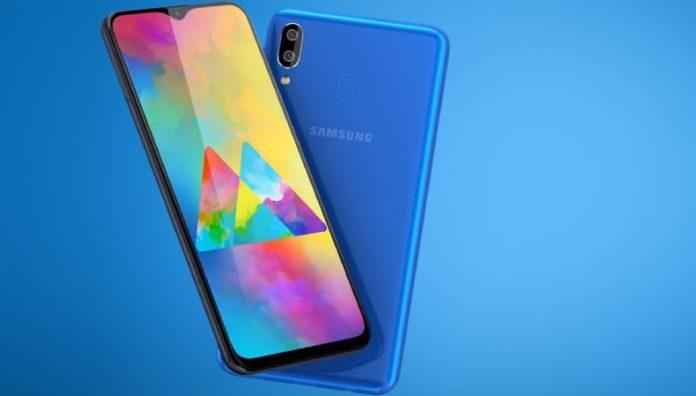 Samsung Galaxy M10s image