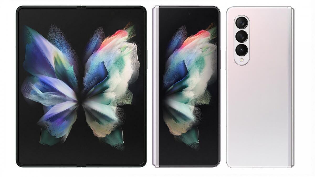 Samsung Galaxy Z Fold3 image