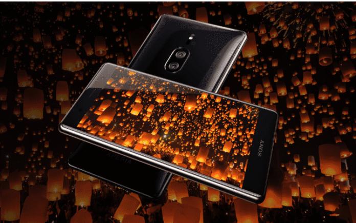 Sony Xperia XZ2 Premium image