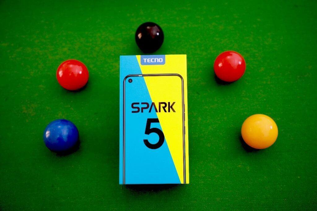 Spark 5 box