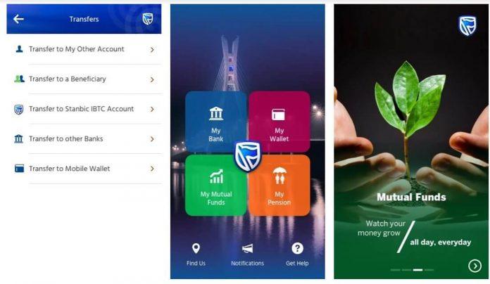 Stanbic ITBC Mobile Banking App