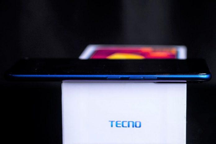 TECNO Camon 12 Pro unboxing 4