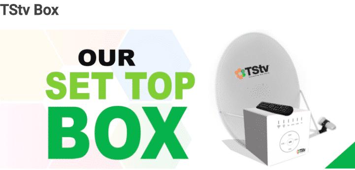 TStv Set top box