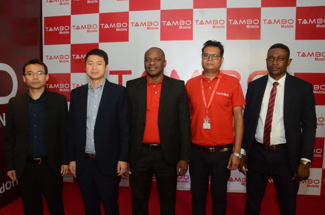 Tambo Mobile Launch in Nigeria