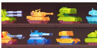Tank Stars Apk Mod