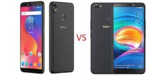 Tecno Camon X VS Infinix Hot S3
