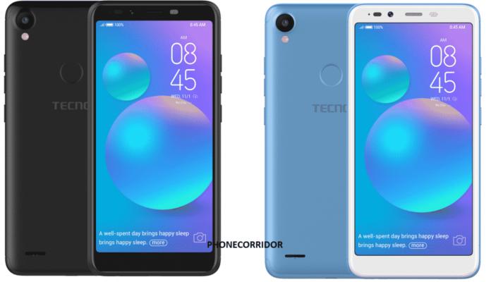 TECNO POP 1S Pro design
