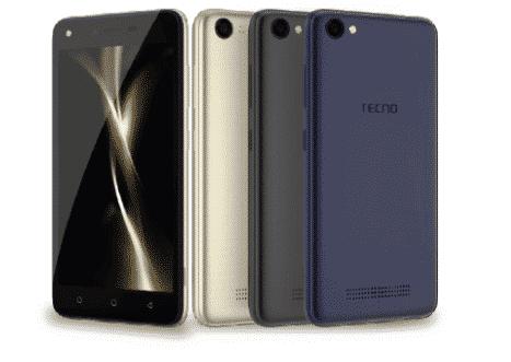 Tecno WX3 LTE