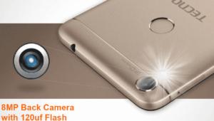 Tecno WX4 Pro camera