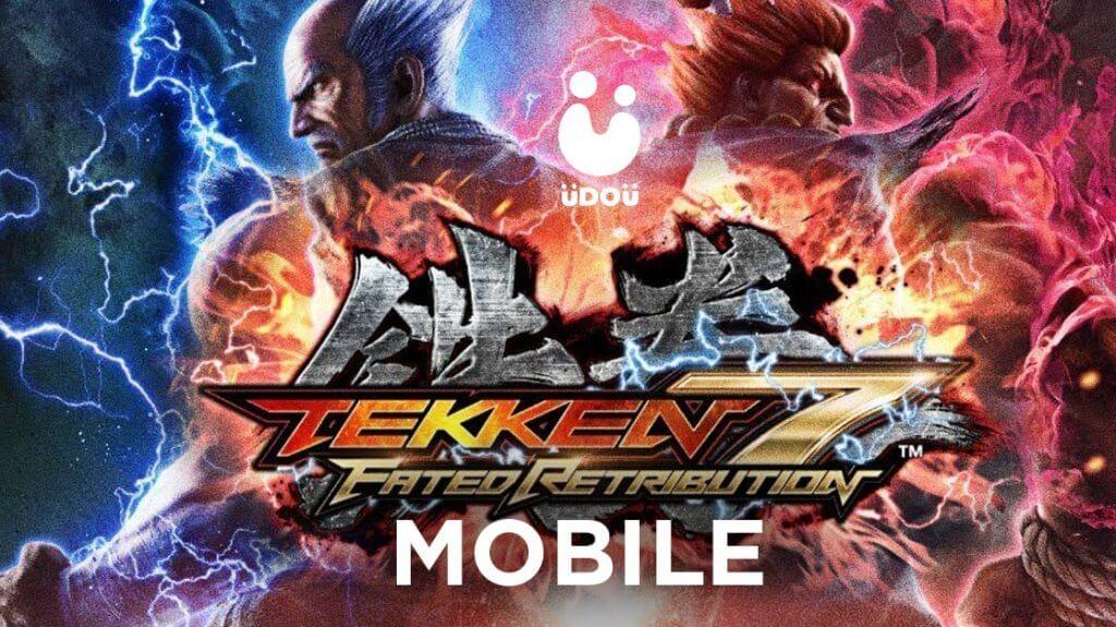 Tekken 7 PPSSPP mobile