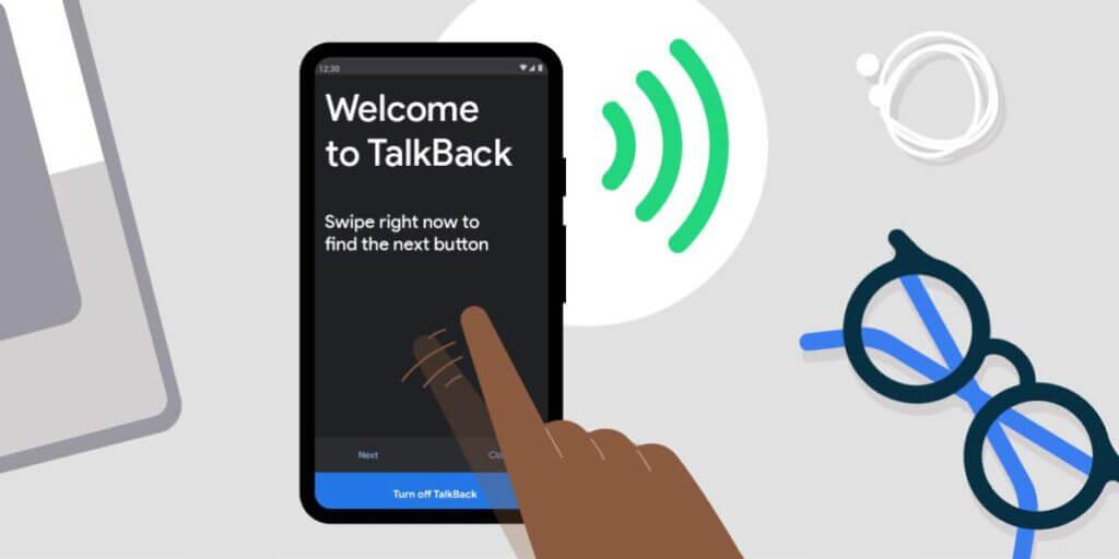 Turn Off TalkBack
