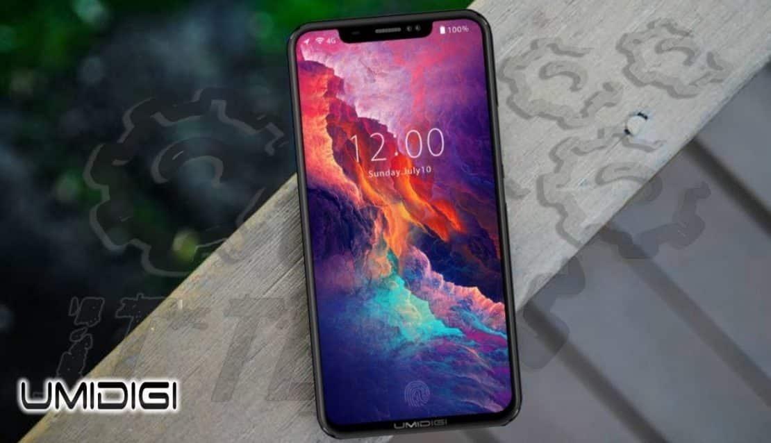 UMIDIGI Z2 Pro display