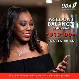 USSD Code To Check UBA Account Balance on Mobile Phone