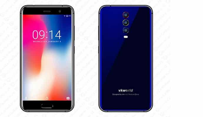 VKWorld K1 Phone