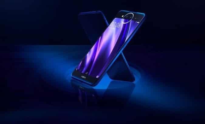 Vivo NEX Dual Display image